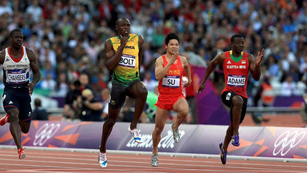 da7fe9fd98d Usain Bolt s 2012 Olympic Games shoes stolen in a burglary