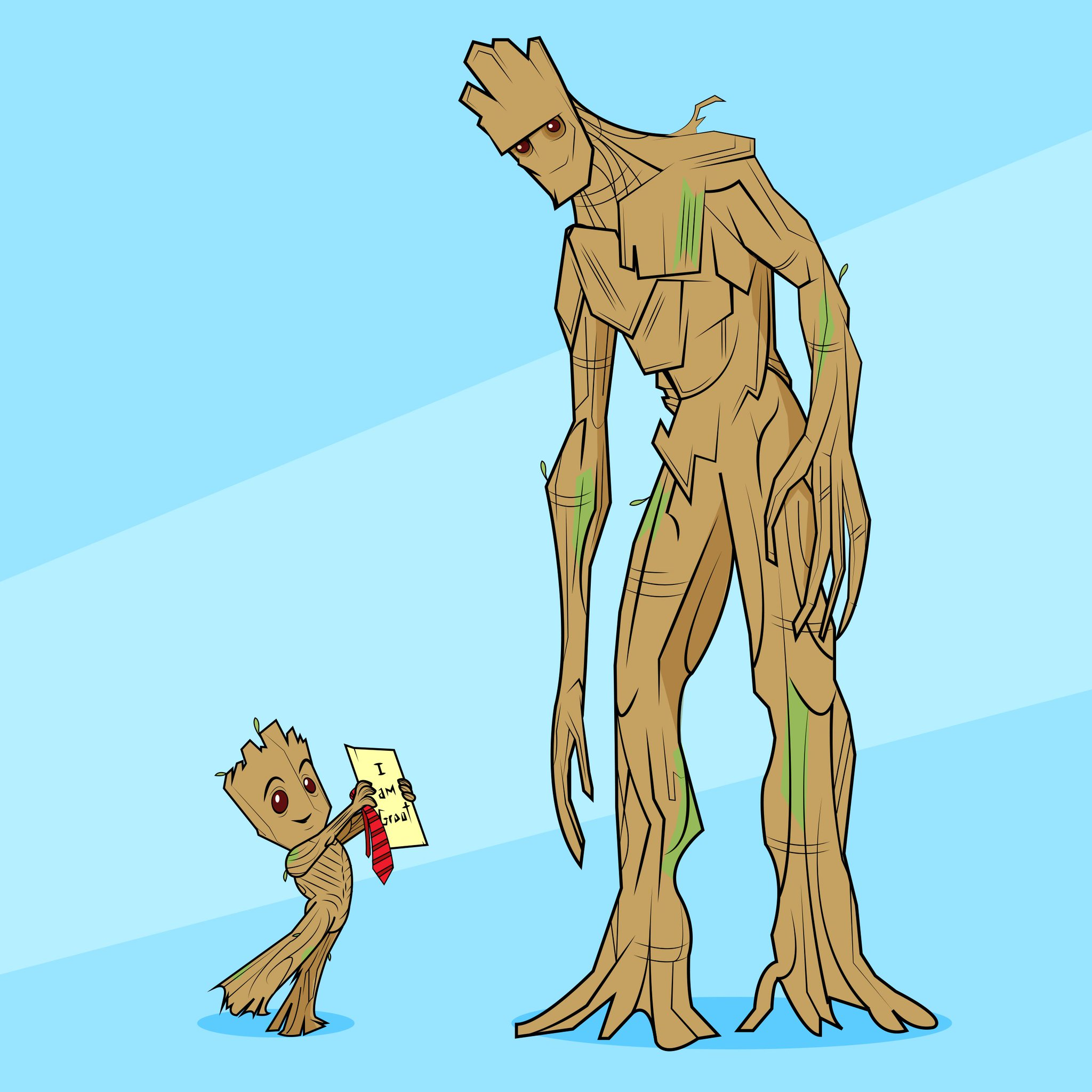Groot? Groot. https://t.co/foyQt83stn