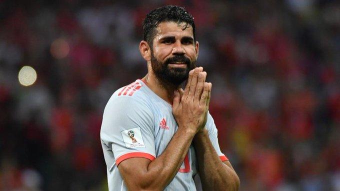 Diego Costa: Hay que felicitar a Cristiano. Le critican y Ojalá fuera como él Foto