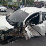 #อุบัติเหตุ Twitter Photo