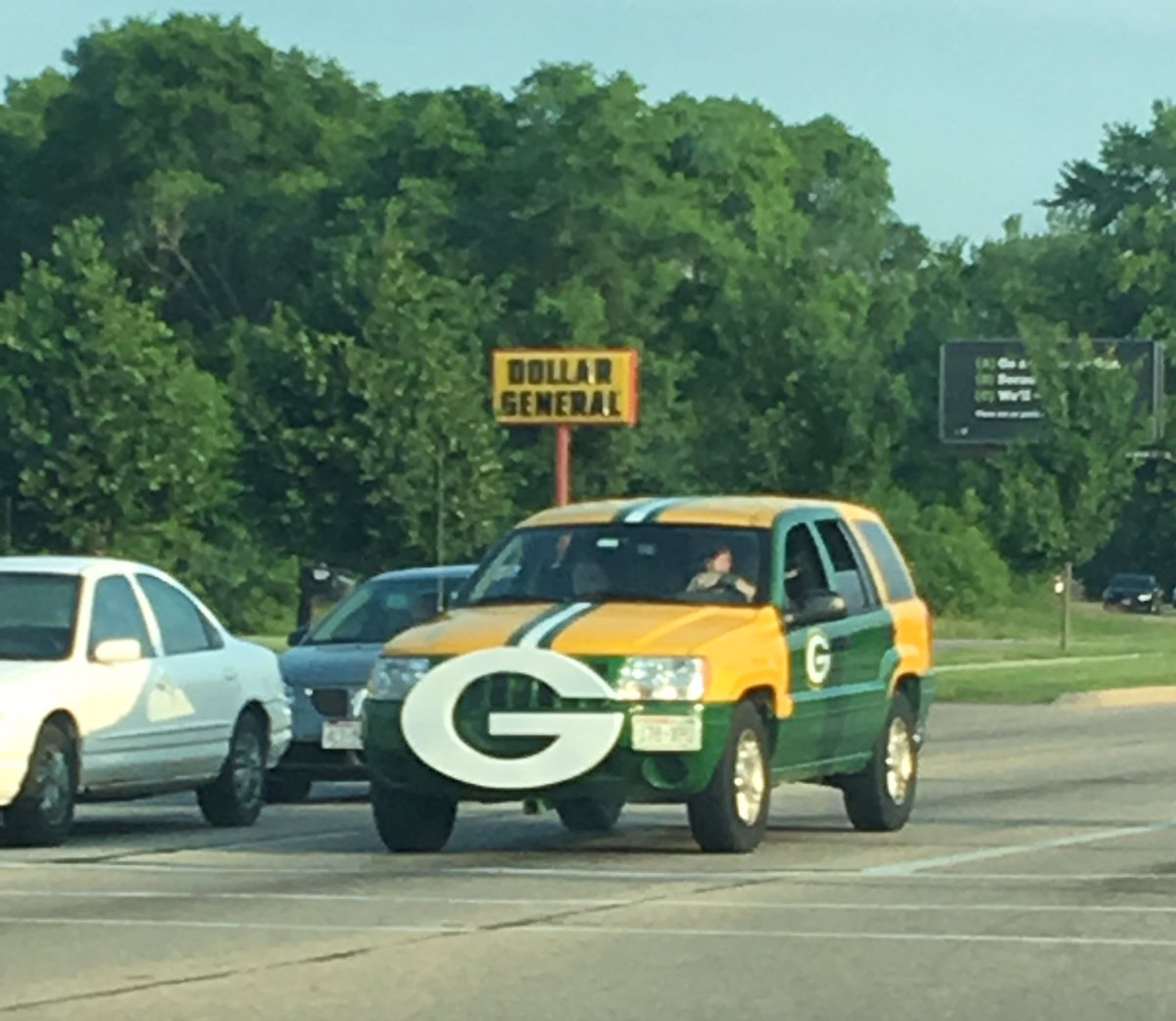 Ah, Wisconsin. Don't ever change.