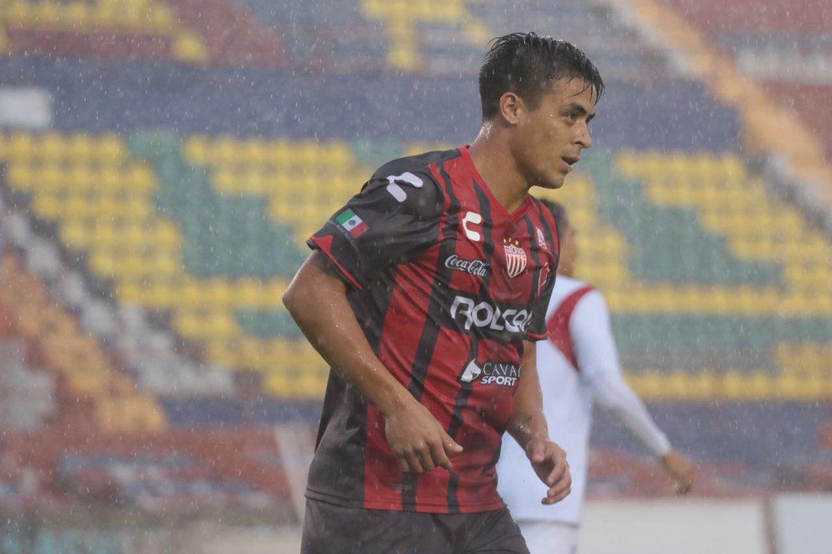 Brian Fernández se marcharía de Necaxa para llegar a Colo-Colo