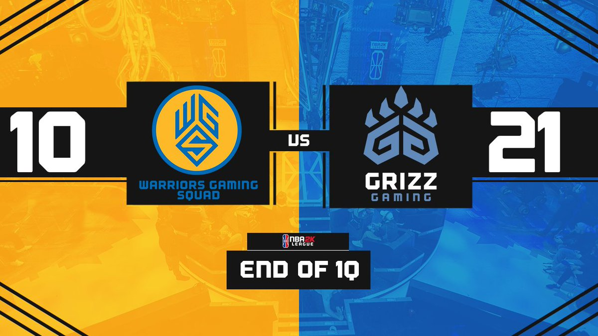 We got some work to do #WGSWIN #WarriorsGaming #NBA2KLeague