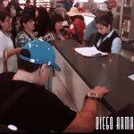 Maradona Twitter Photo