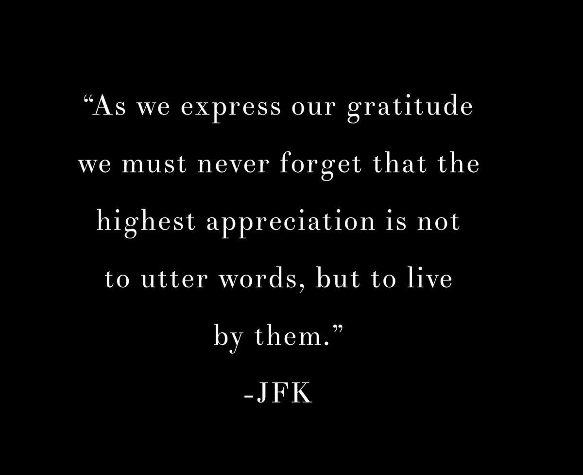 well co on twitter great words of wisdom by jfk jfk