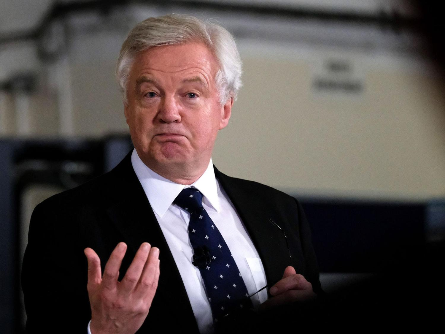David Davis 'blocked' plans to give parliament more power over Brexit https://t.co/ro0Xz8Ocfa https://t.co/vYJWKDRG5m