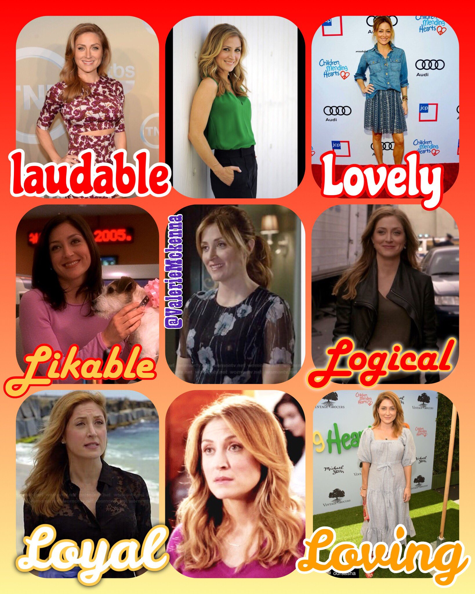 "The letter ""L"" to describe @sashaalexander these adjectives fits her well. @TeamSasha @Taina47 @YvonneMarti2 https://t.co/Tt5mLveERW"
