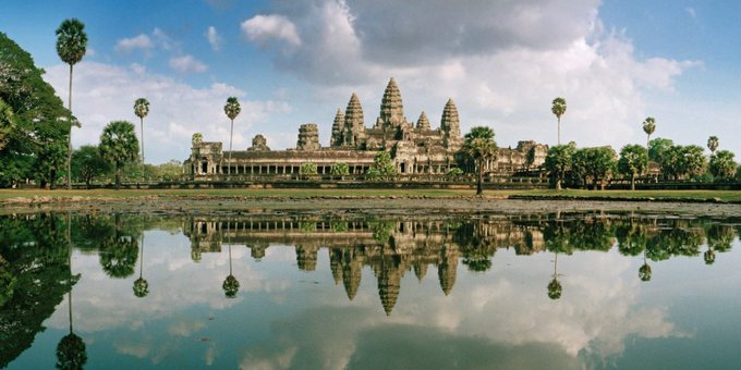 Why the Sangh Parivar's idea of building a 'Hindu dham' in Cambodia is wrong ภาพถ่าย
