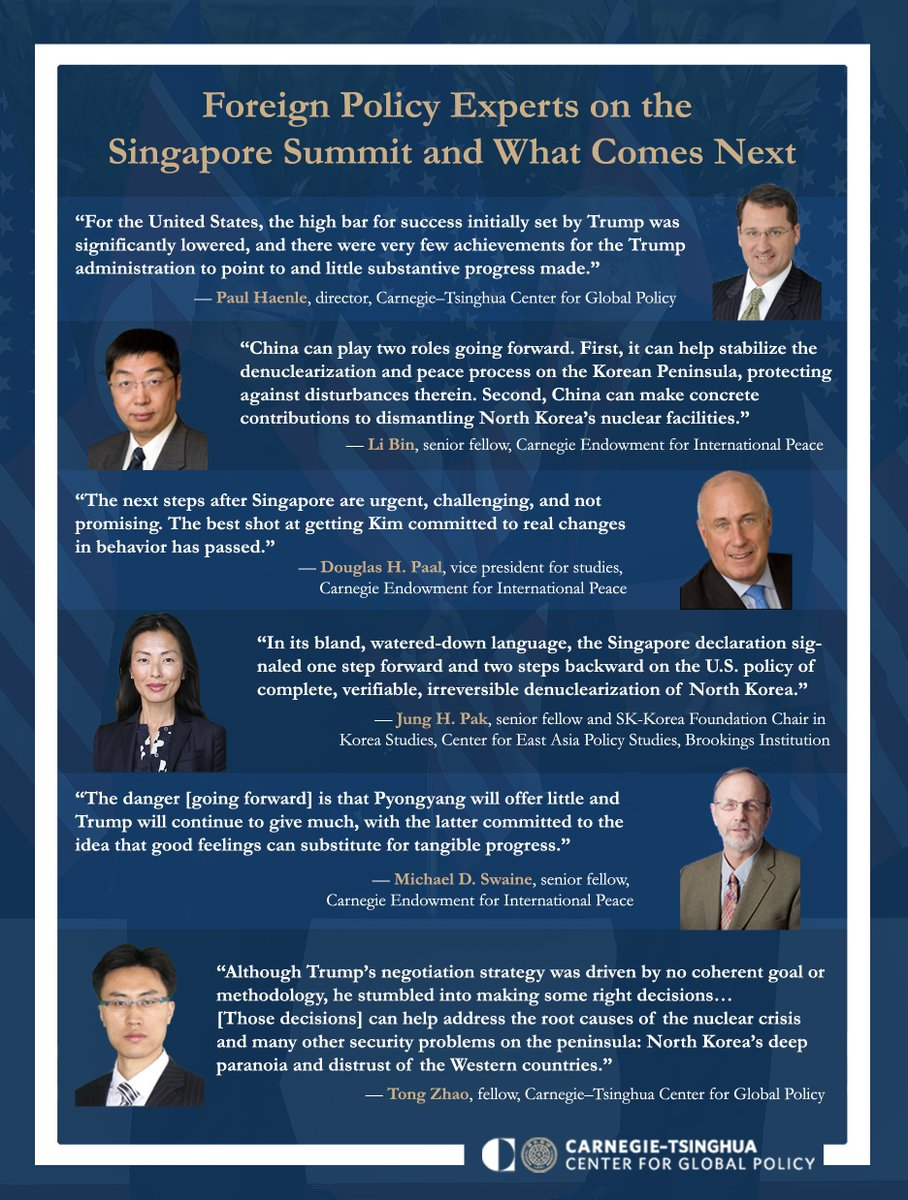 Carnegie Tsinghua On Twitter We Asked Paulhaenle Li Bin