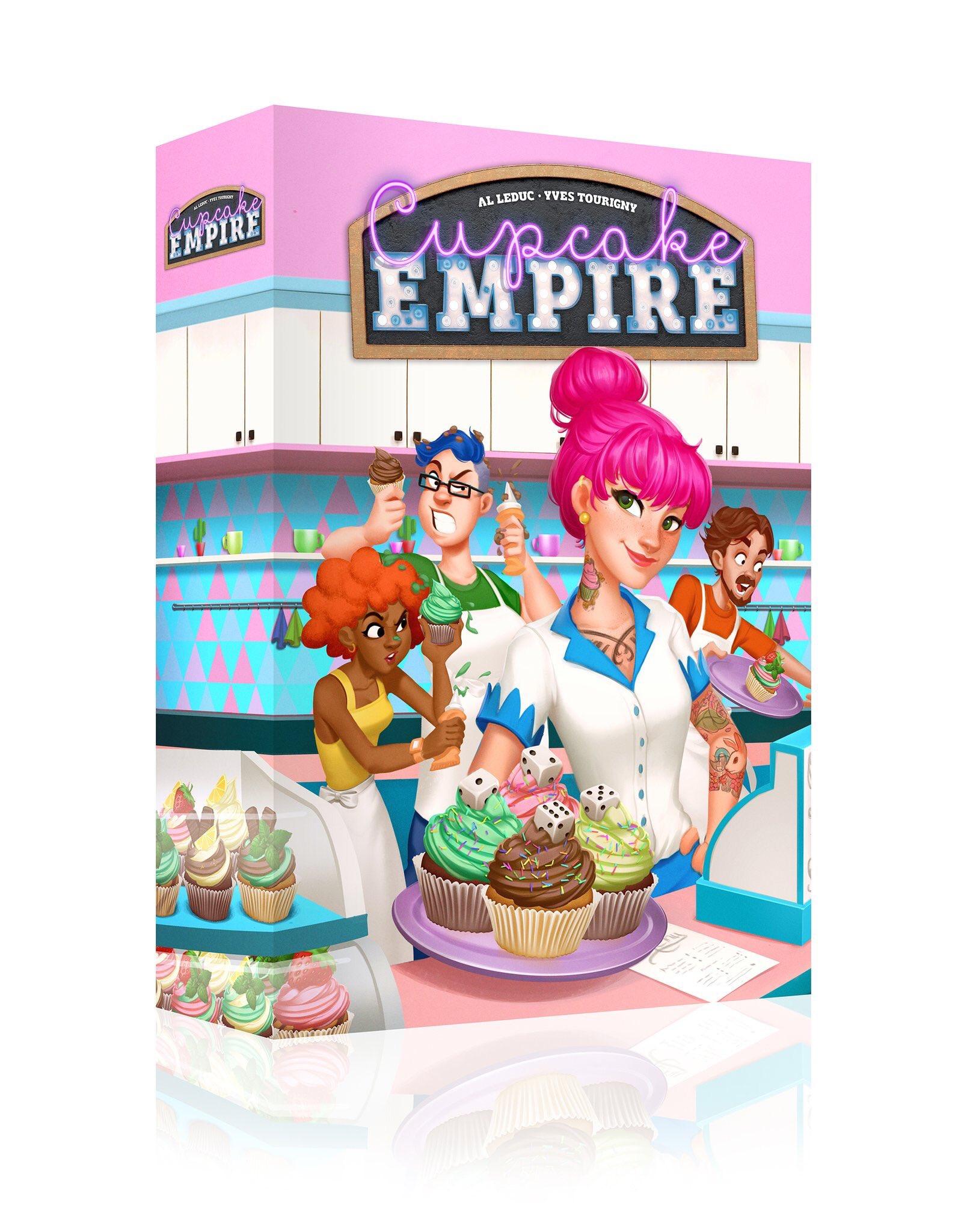 cupcake empire juego de mesa