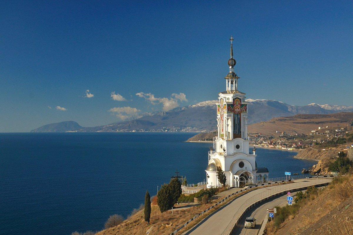 Крым достопримечательности фото с описанием алушта
