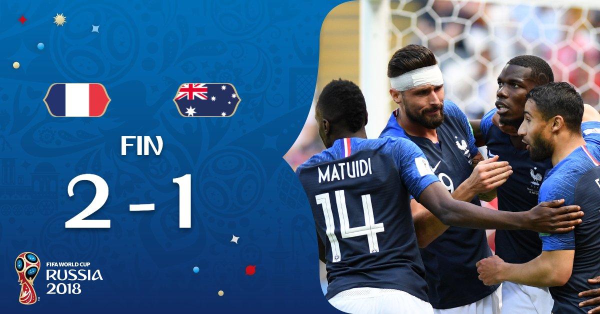 France-Australie