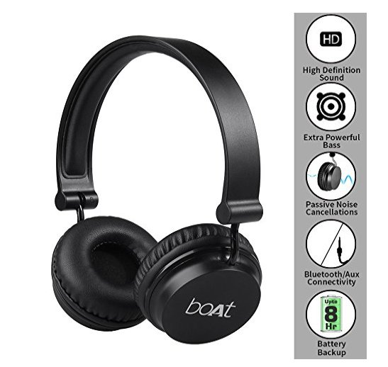 Comparometer On Twitter Boat Rockerz On Ear Bluetooth Headphones Carbon Black Flat 53 Off Hurry Buy Now Https T Co Gokl1f25o9 Free Delivery Limited Period Offer Boat Bluetooth Headphones Amazonindia Lightningdeal Amazonin