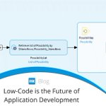 ICYMI: This article details the past and present of application development and highlights why low-code development is the future. https://t.co/LhzVQ4a3d0 #lowcode #appdev