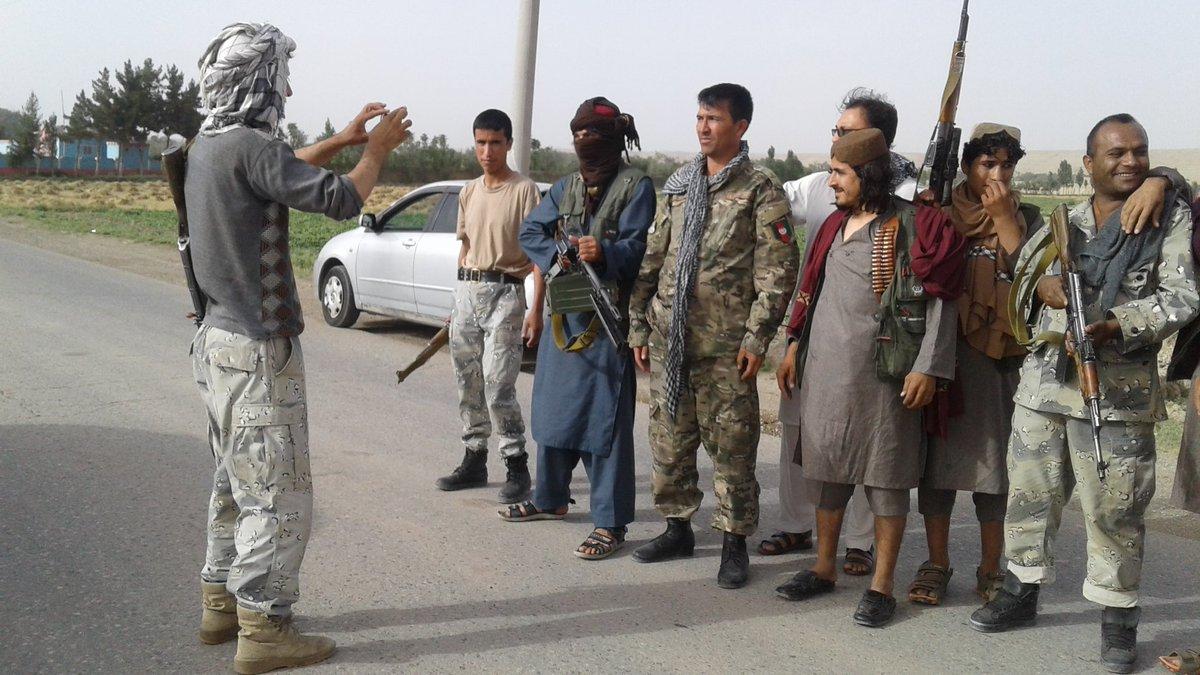«طالبان» توافق على وقف إطلاق النار خلال عيد الفطر للمرة الأولى منذ 17 عاماً DfzPmGyW4AE0RLE