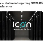 The same bug as YGGDRASH (@YggdrashNews) has been found in ICON (@helloiconworld). ICON team has found a solution and eliminated this vulnerability. All the ERC20 $ICX tokens are safe. Official answer: https://t.co/hoKhBeuLqz