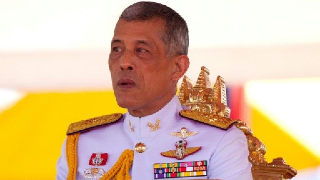 Thai king granted full ownership of crown billions https://t.co/RSFj5BuZ9o https://t.co/PidZ4getVz