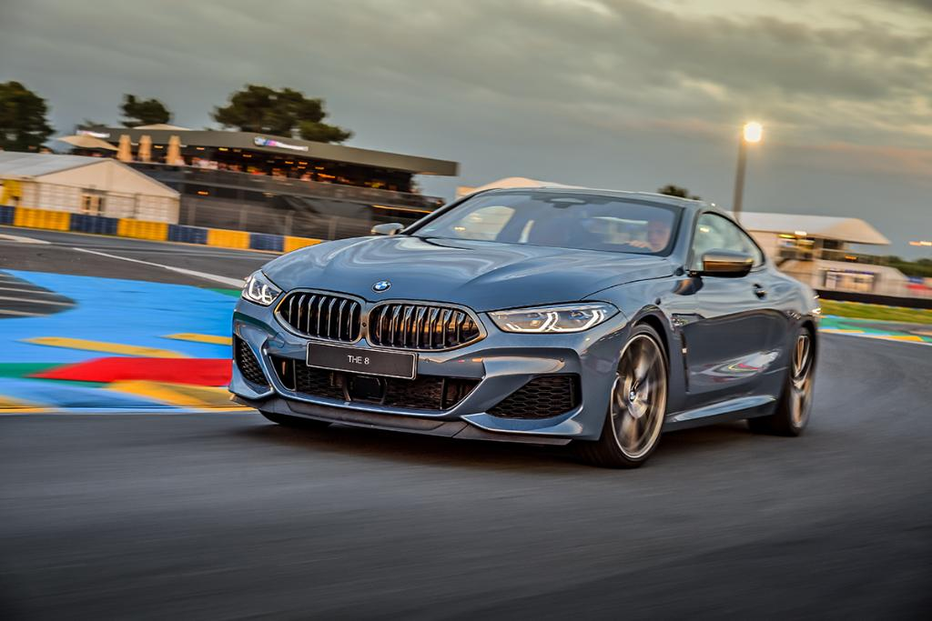 The new embodiment of a gentlemen's race. The all-new #BMW #8series at the #LeMans24 Race. https://t.co/js9L8bge10 https://t.co/lA2GjoFTdJ