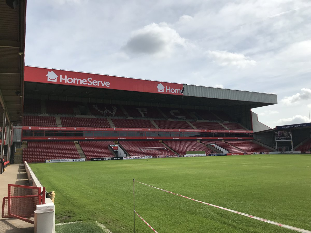 HomeServe Confirm Sponsorship of the Former Gilbert Alsop Stand