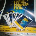 Dođi u #EUinfoNi po svoj primerak programa #EUfilmFest koji se održava u Oficirskom domu od 20. do 23. juna #EvropaZaKulturu #EuropeForCulture