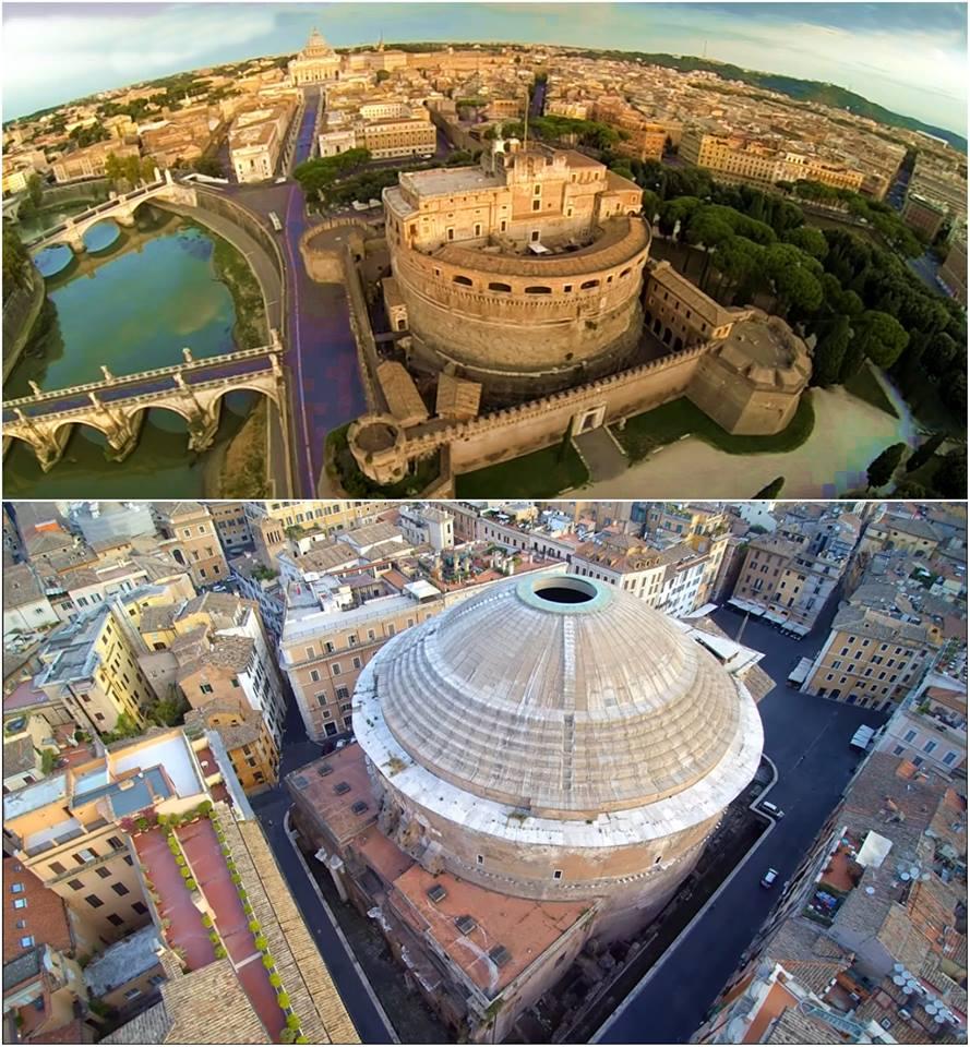 ....Dedicato a chi si sente giù, perchè come si dice a Roma: O televi o...te levi #16giugno