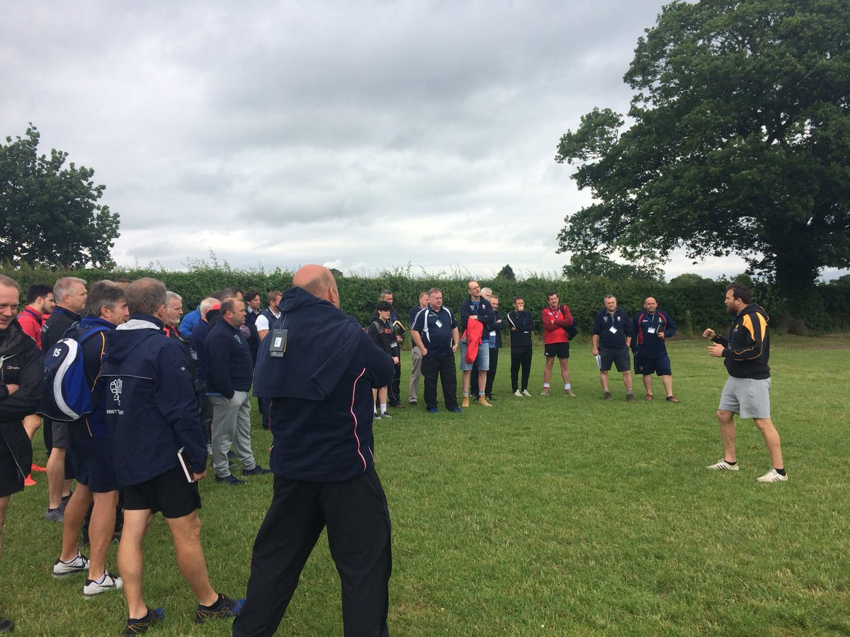 test Twitter Media - Second session of the #cheshirecoachingconference2018 @MartinGleeson4 talking about defence with the @SaleSharksRugby u15s https://t.co/YSrhnox1qb