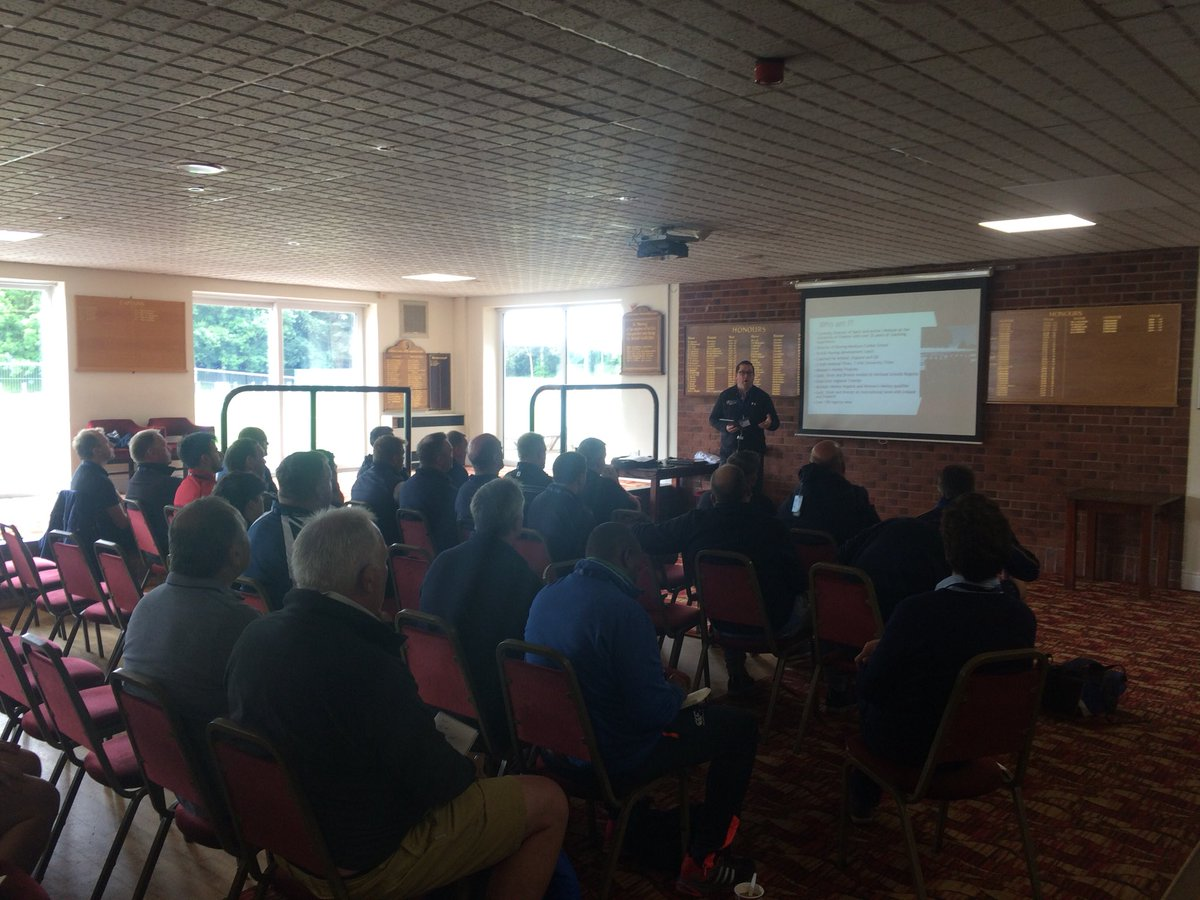 test Twitter Media - Third session on coaching philosophy @CheshireRFUNews coaching conference with Gordon Reay #cheshirecoachingconference2018 https://t.co/OulWbxR7TK