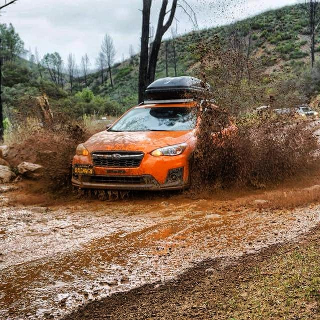 Fun in the mud and worry about the wash later. Photo credits: @raguvian @cqadventures #subaruxv#unparkyourlife#goforbold https://t.co/car4g8ldgv