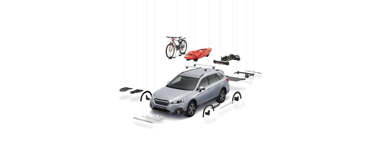 Add convenience, enhance functionality, or personalise your Outback's appearance with the Subaru accessories to tailor to your lifestyle.  #subiegearup #subaruoutback #uncommonluxury https://t.co/Ig983CvQhz