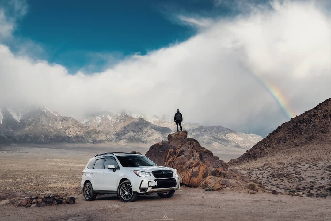 The Extraordinary SUV, conquering all the tough terrians to bring you to places that you've never been before. Photo credits: @itsaluckyshot #Subaruforester #extraordinarysuv #subieadventures https://t.co/xX52FPILbn