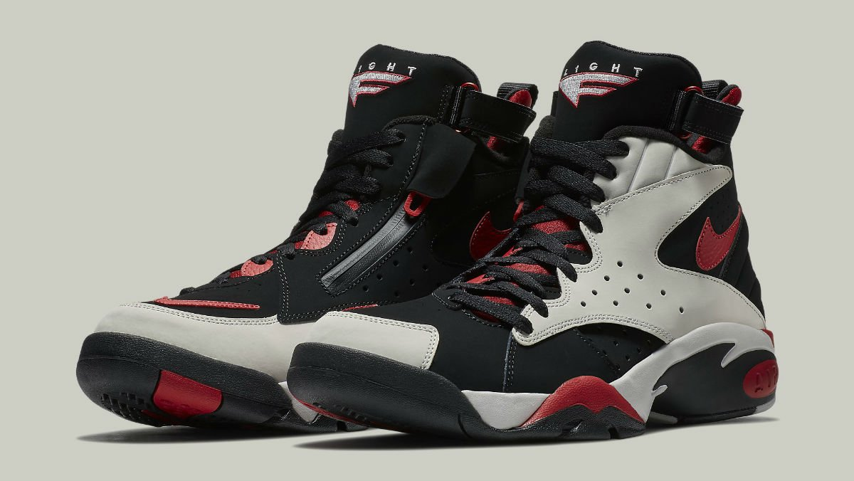 3049cf58cc72 bred toe vibes with this new nike air maestro 2 ltd.