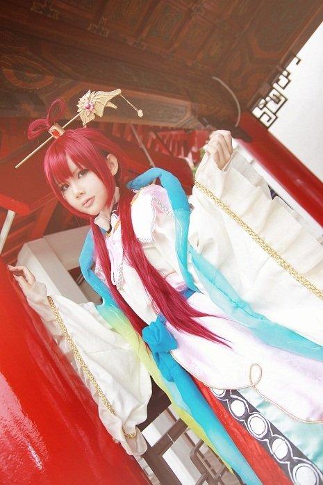 【AMPLE! cosplay!】 Cosplayer Name : SHUIN  #Cosplay #Anime #Manga #Game #Nerdgirl #Geekgirl #AMPLE  #MAGI #Renkougyoku #thelabyrinthofmagic #magicosplay