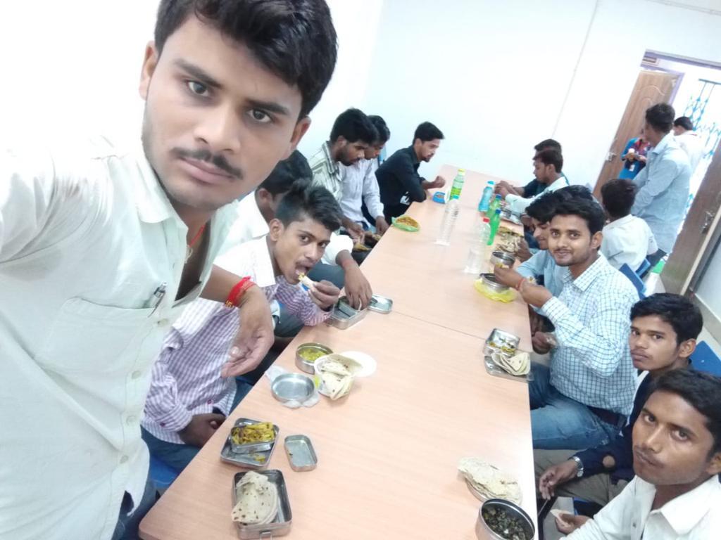 Hello PMKK lunch time