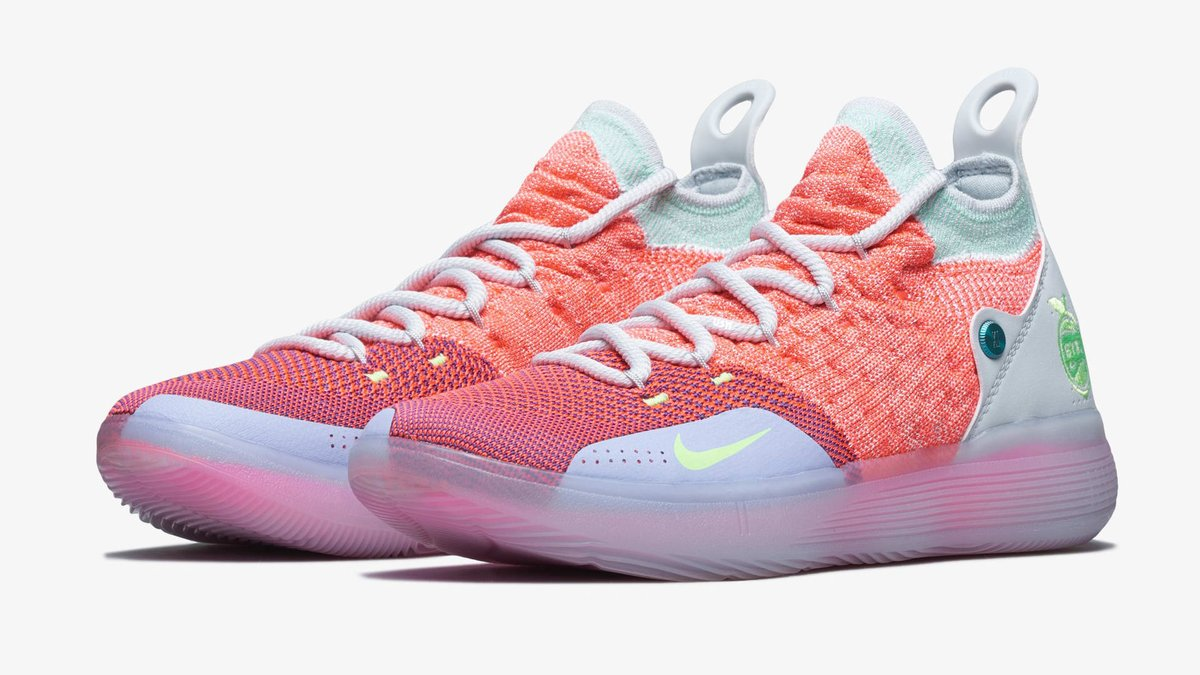 ceea478e9d8f official photos of the eybl nike kd 11 releasing in july