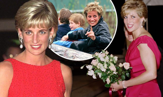 Happy Birthday to the late Princess Diana! She would have been 57 and is sadly missed