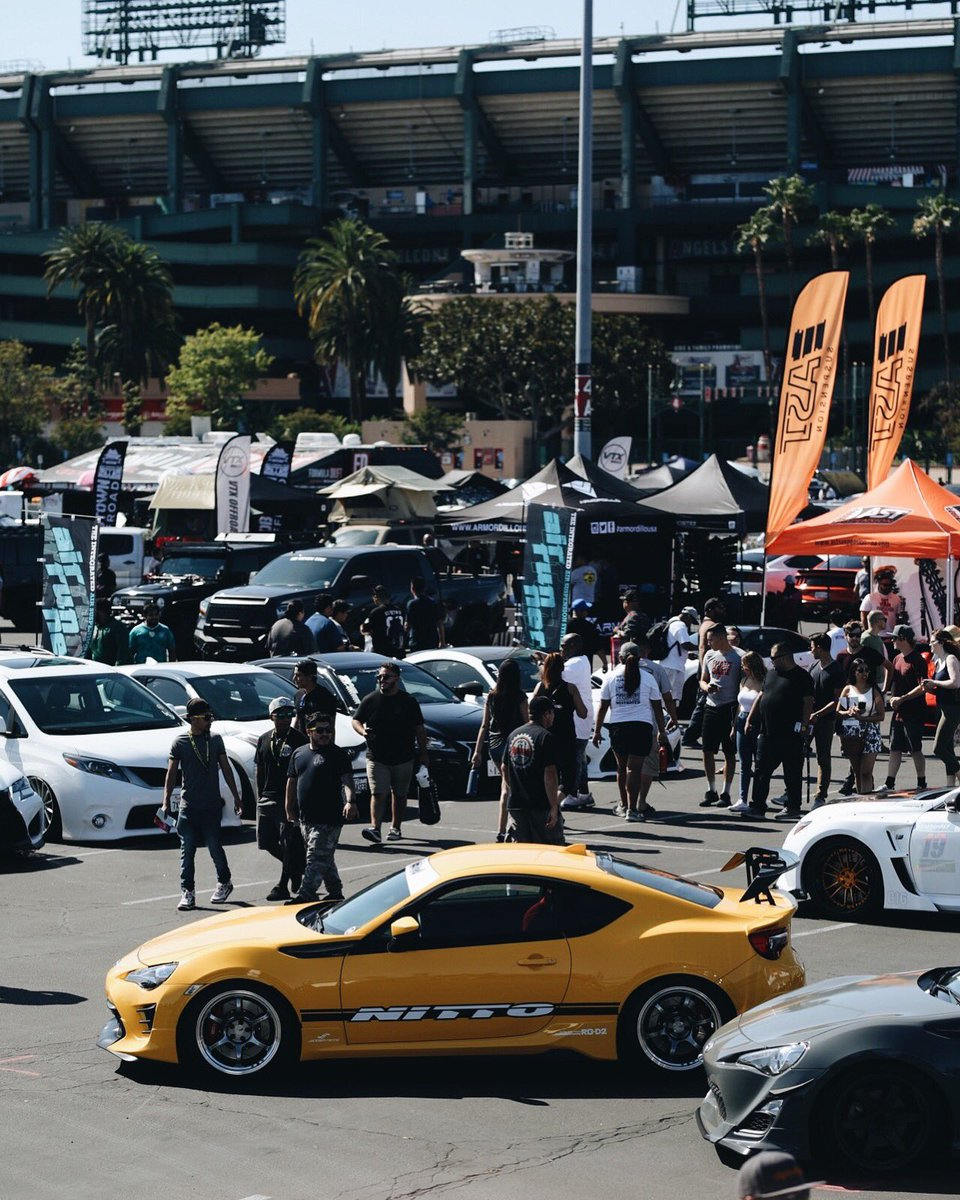 Autoenthusiastsday Hashtag On Twitter - Angel stadium car show