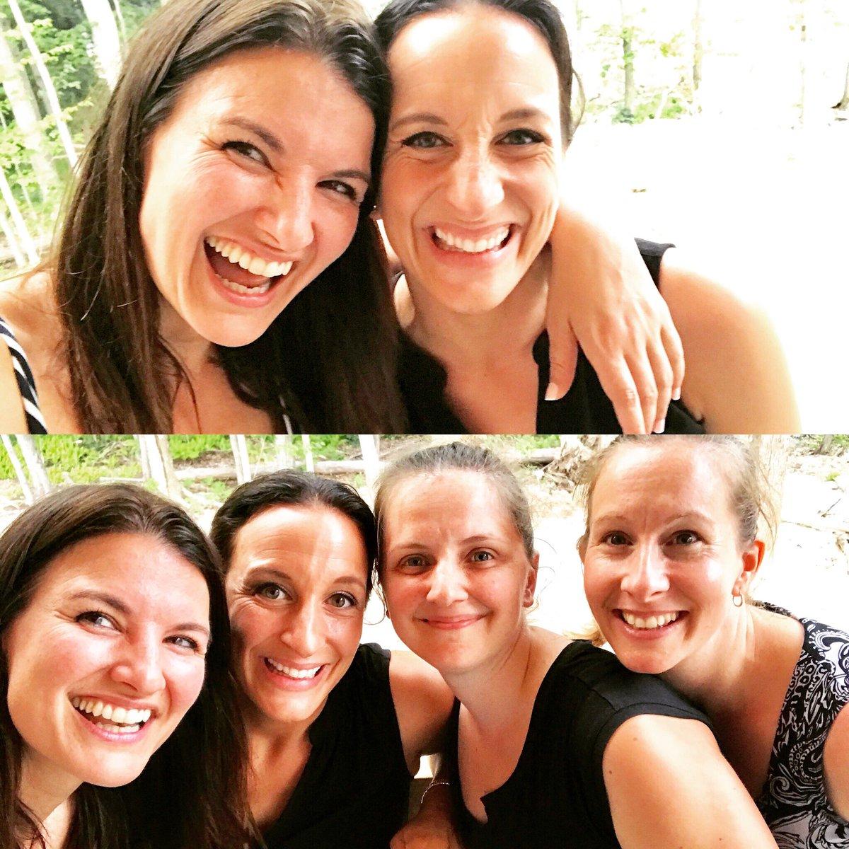 On célèbre les 39 ans de #katherinebreton Plus de 27 ans d'amitié, c'est un cadeau unique 🤗❤️🎉 love u les girls @juliegibeault