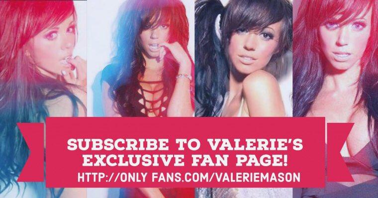 """Valerie Mason  - <a href=""""/se twitter @PlaymateValerie onlyfans"""