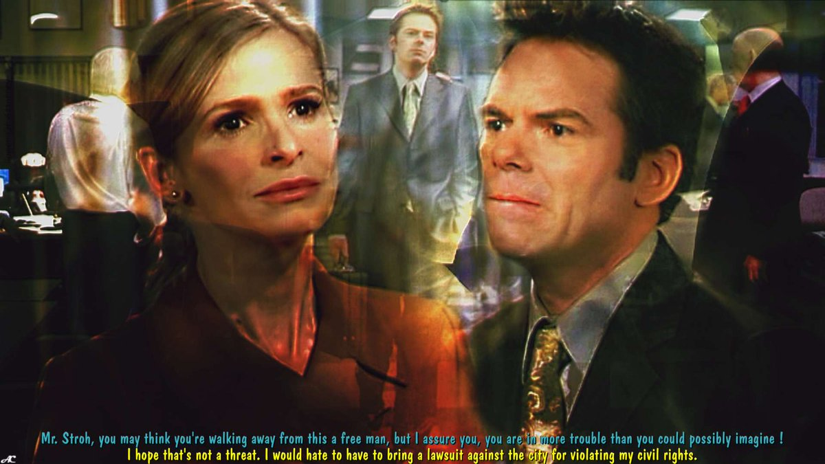 "#Burkettes #BillyBurke #KyraSedgwick #TheCloser #StrohSaturday THE CLOSER 04x13 ""Power Of Attorney"""