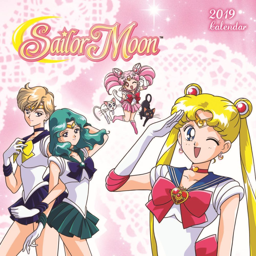 Fred Francis On Twitter Sailormoon 2019 Calendars Are Up For Pre Order It S Theme Is Based On Sailor Moon S 2018 Was Based On Supers Wall Https T Co I6gyzdoka0 Mini Https T Co Vvp0j4e2tl Left Wall Right Mini