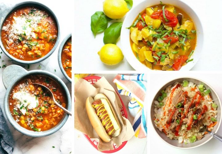 20 Instant Pot Summer Recipes https://t.co/GyXlbYhlq8 https://t.co/9JwqvPYlyD