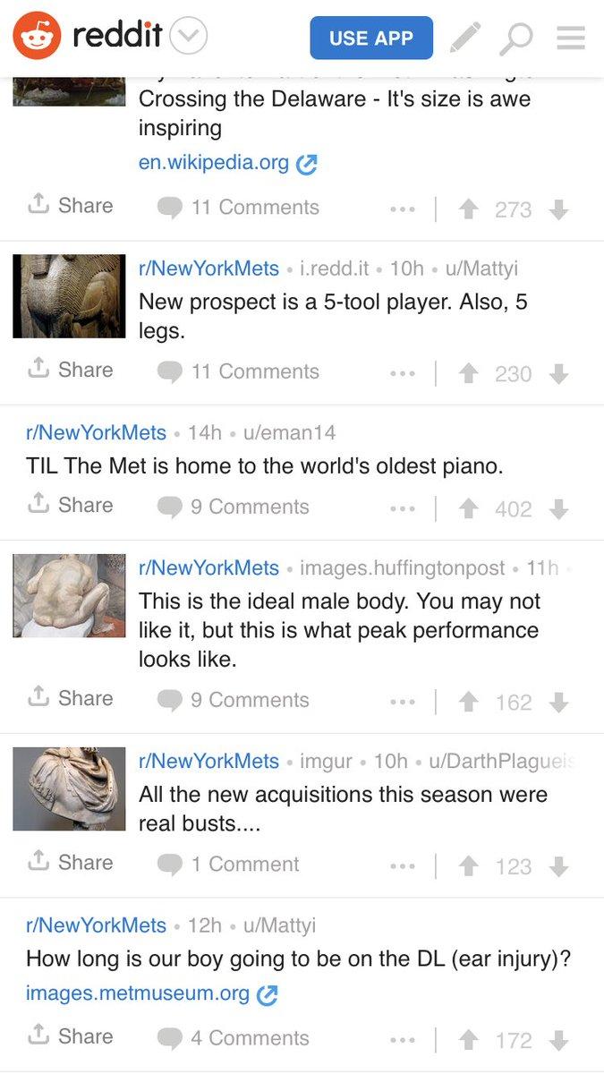 New york mets reddit