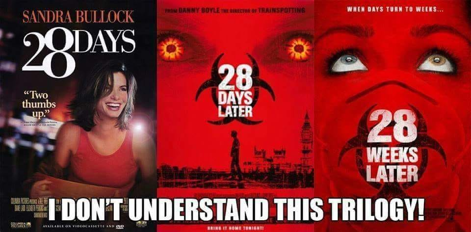 28 days later sandra bullock