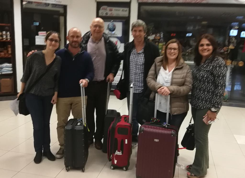 Bienvenidos Argentinos! #NeocosurParaguay