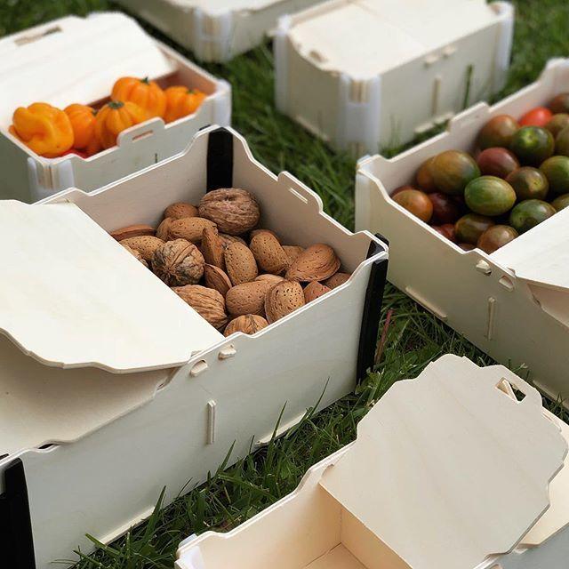 🍩🍒🍇🌰 #cajasparatodo #cajasgourmet #cestasdemadera #demilcolores #atumanera #packaging #embalaje #cajas #gourmet #premium #fruta #verdura #joyería #bisutería #café #te #regalos #cestasnavidad #diy #diseñalo #hazlotumismo