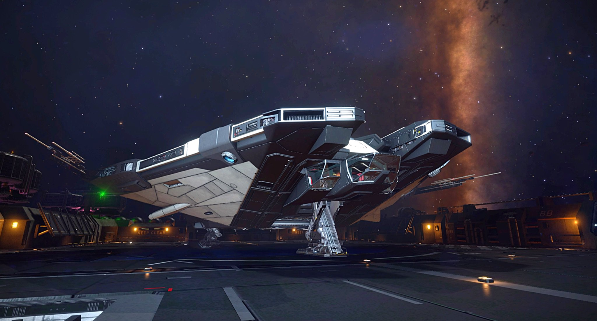 Ships The Krait MKII Owners Club  | Frontier Forums
