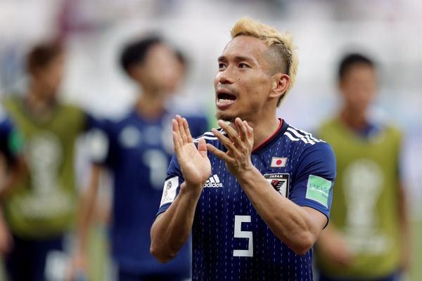 這いつくばってでも上に行きたかった。 惨敗したブラジルW杯から4年間、ロシアW杯で借りを返すためにやってきたプロセスに後悔はない。 日本史上初のベスト8へ。 チームのために自分の全てを捧げる。
