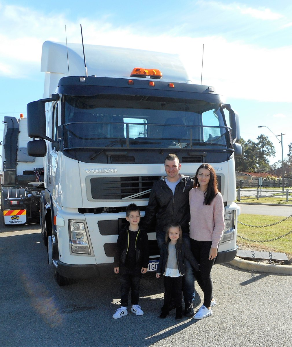 What truck model to purchase for transportation system of materials 35