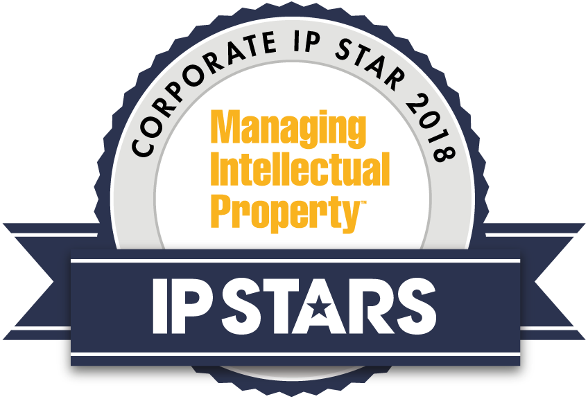 In-house: The corporate IP stars of 2018