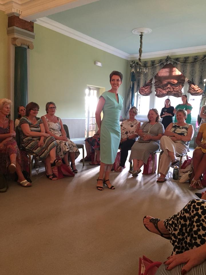 Thank you to @themalvernspa for the amazing fashion show last night which raised over £1300 for @wbuhaven.  A gorgeous evening, beautiful models and stunning clothes from Bodega! #everybodyknowssomebody